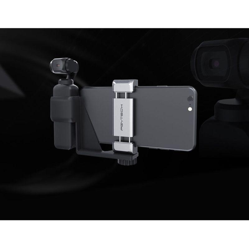 Pgytech-Osmo-Pocket-Set-Suport-Smartphone