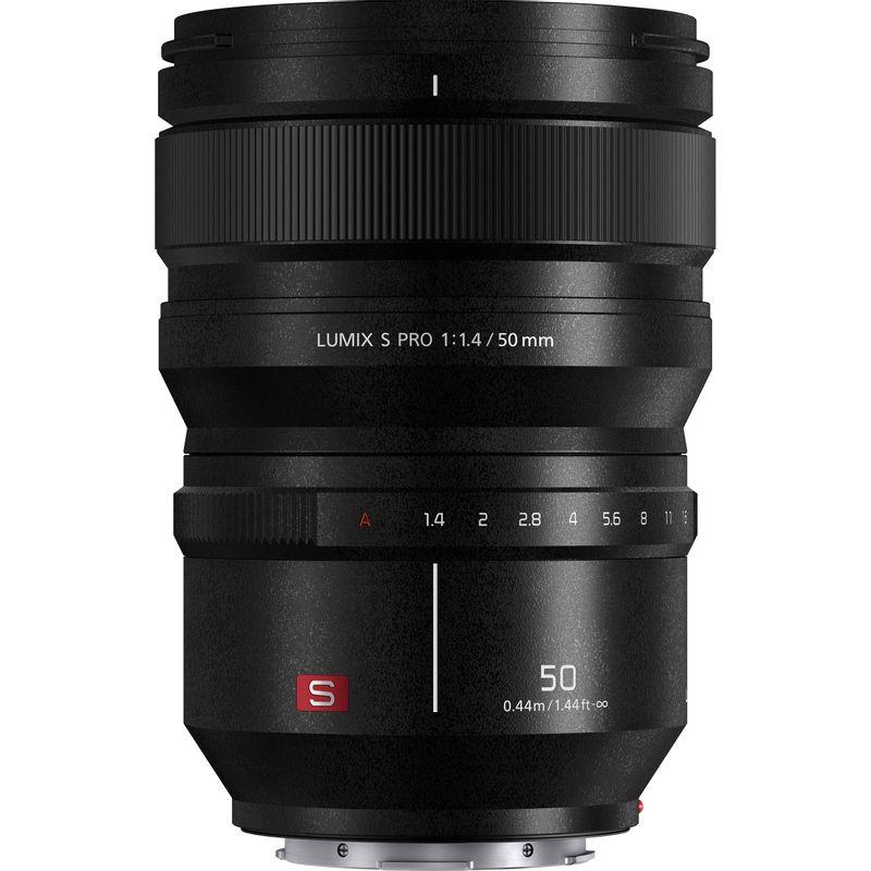 Panasonic-Lumix-S-Pro-50mm-Obiectiv-Foto-Mirrorless-F1.4-Full-Frame-Montura-L