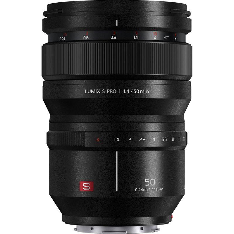 Panasonic-Lumix-S-Pro-50mm-Obiectiv-Foto-Mirrorless-F1.4-Full-Frame-Montura-L3