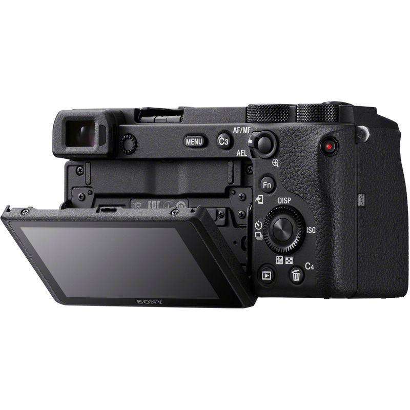 Sony-Alpha-A6600-Aparat-Foto-Mirrorless-24.2-MP-4K-Body-Negru