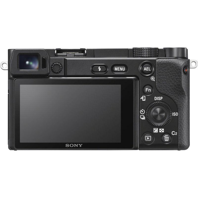 Sony-Alpha-A6100-Aparat-Foto-Mirrorless-24.2MP-4K-Body