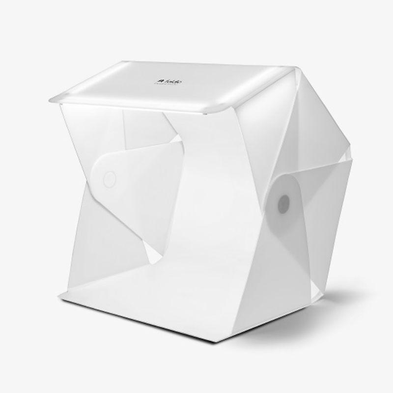 Foldio-3-Cub-Foto-Pliabil-LED-62.5-x-64-x-55-cm