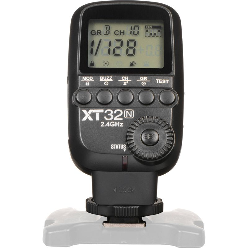 Godox-XT-32N-Control-Wireless-si-Declansator-pentru-Nikon