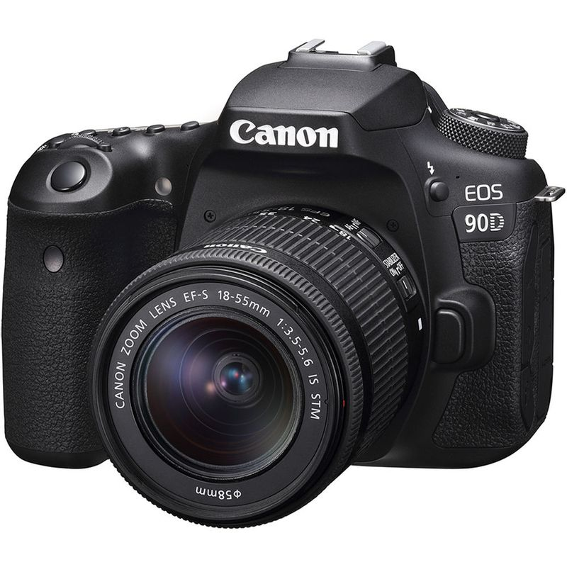 Canon-EOS-90D-Kit-18-55-IS