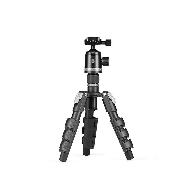 Genesis-Base-Mini-ABT-Kit-Trepied-Foto-cu-Cap-Bila-Gray