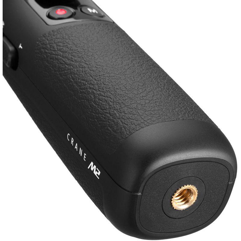 Zhiyun-Tech-Crane-M2-Stabilizator-cu-Gimbal-pe-3-Axe-pentru-SmartphoneCamere-de-ActiuneMirrorless7