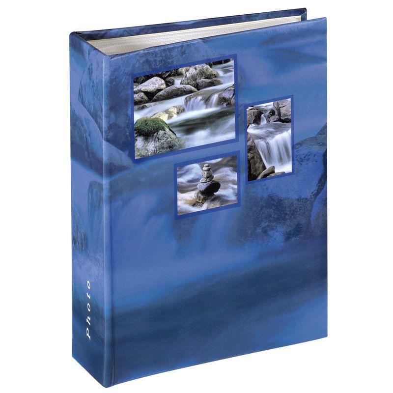 Hama-Singo-Minimax-Album-Foto-100-fotografii-10x15-cm-Aqua-Blue