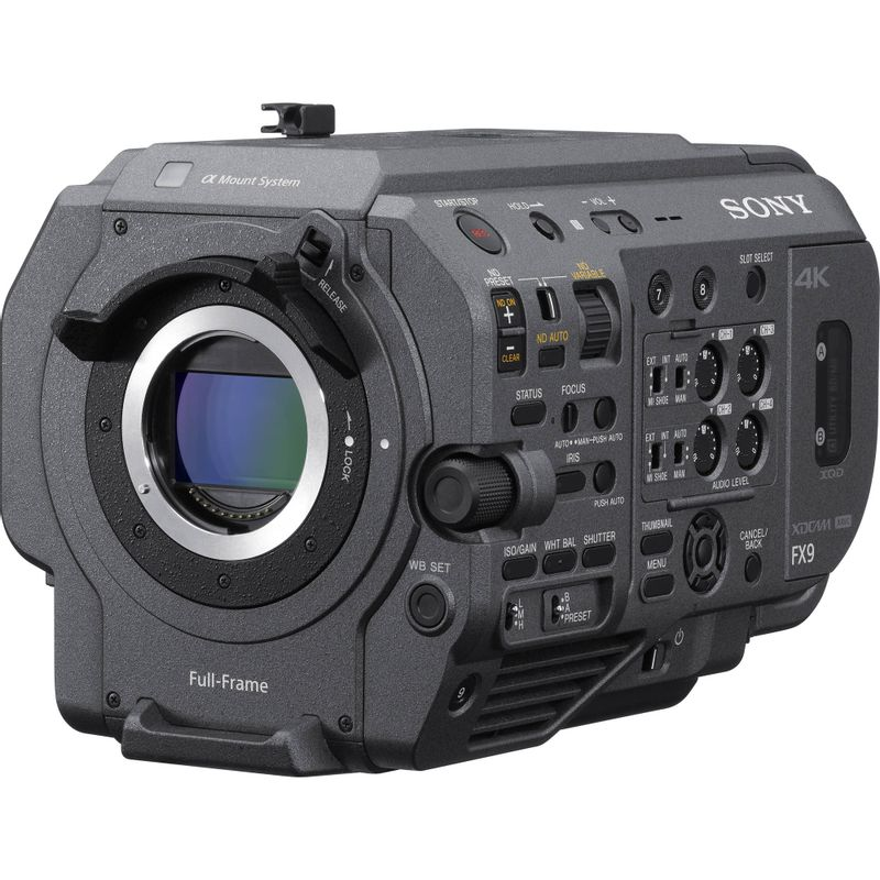 Sony-PXW-FX9