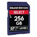 Delkin-SD-RED-Select-256GB_Angle