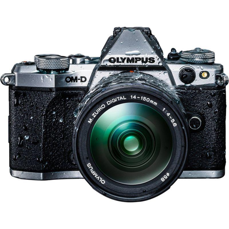 Olympus-OM-D-E-M5-Mark-II-cu-Obiectiv-14-150-mm