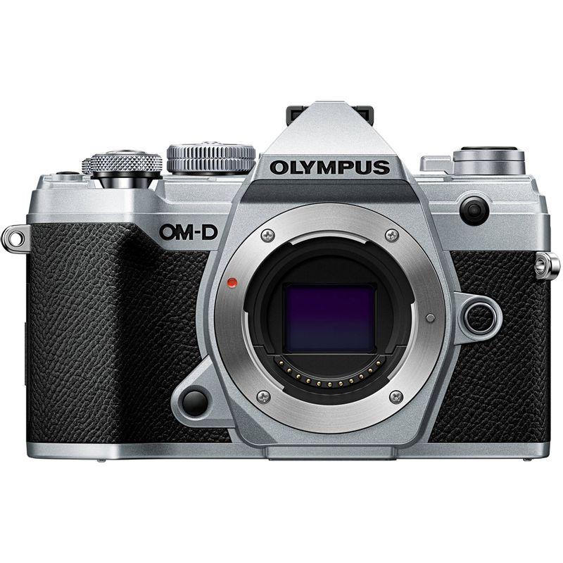 Olympus-OM-D-E-M5-Mark-III-Body-Argintiu
