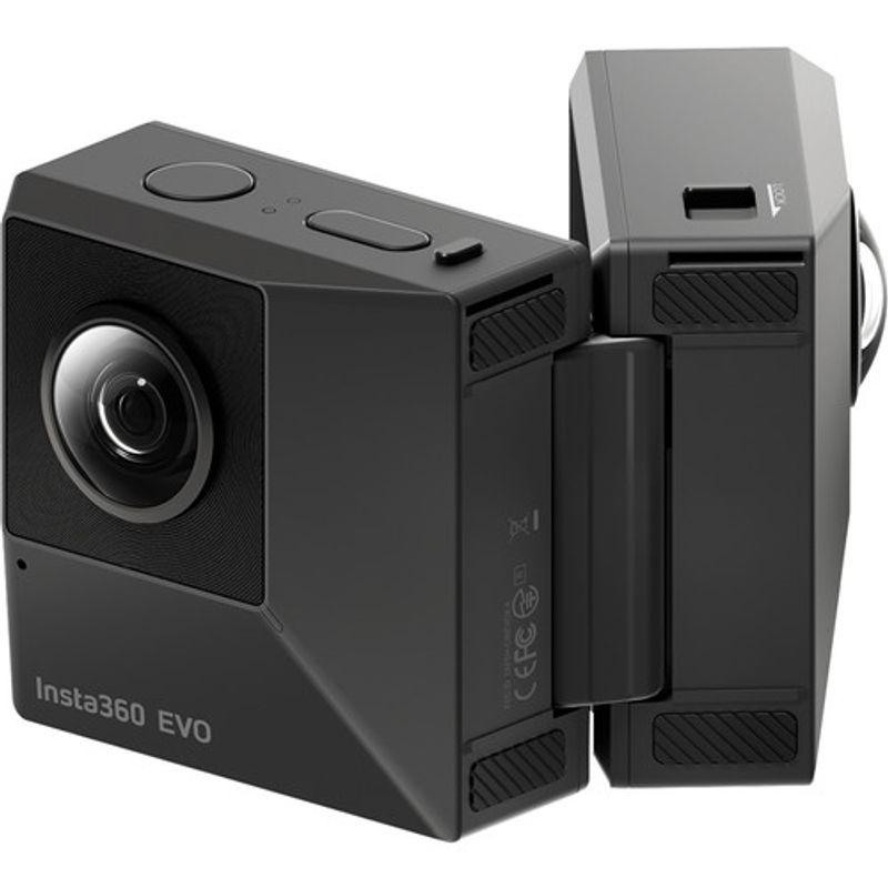 Insta360-EVO-3D2D-Camera-VR-Convertibila