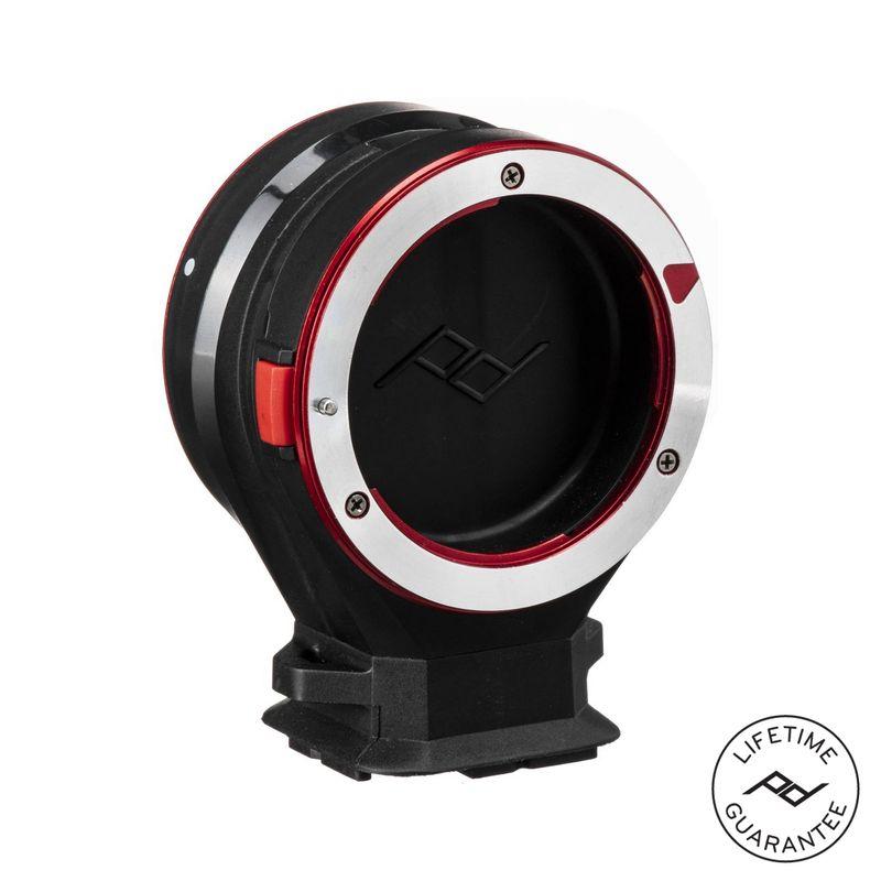 Peak-Design-Lens-Kit-Adaptor-pentru-obiective-Sony-EFE