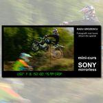 Curs - Sony mirrorless Entry cu Radu Grozescu
