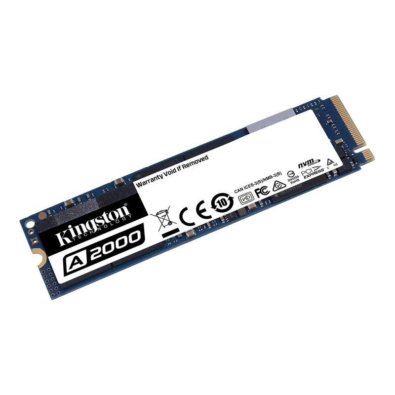Kingston-A2000-SSD-Intern-250GB-M.2-2280