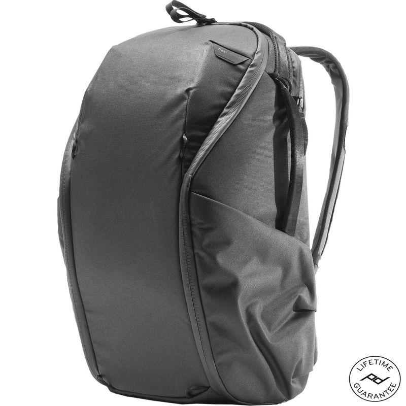 Peak-Design-Everyday-Backpack-Zip-20LBlack