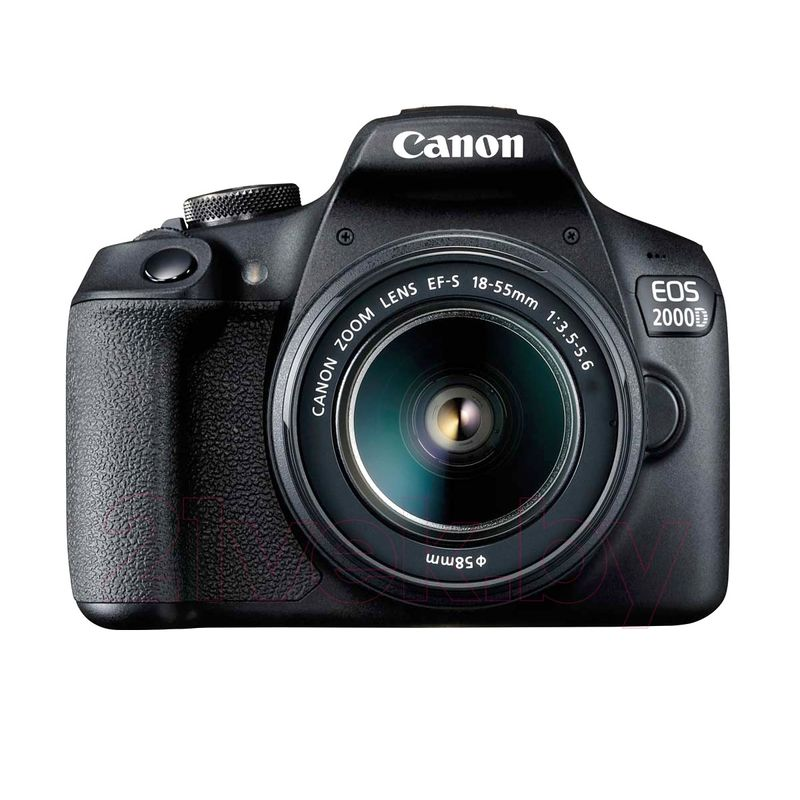 Canon-EOS-2000D-kit-EF-S-18--55mm-f3.5-5.6-IS-III---fara-stabilizare