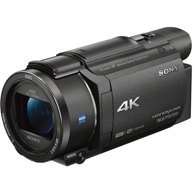 Sony-Handycam-FDR-AX53--2-