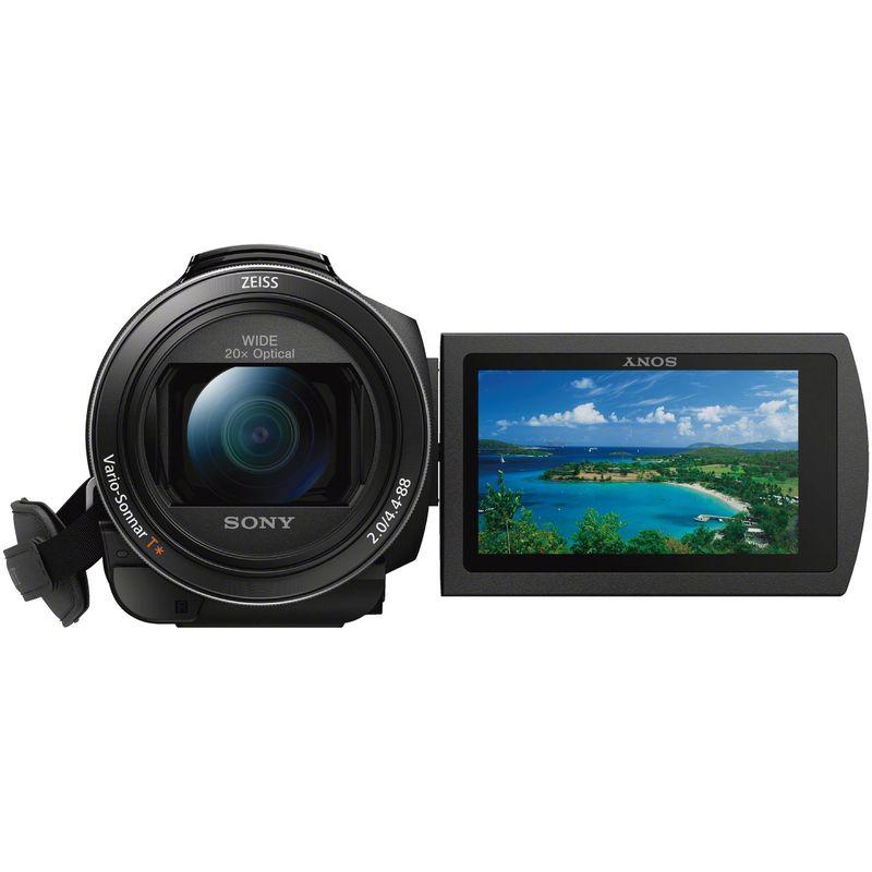 Sony-Handycam-FDR-AX53--3-