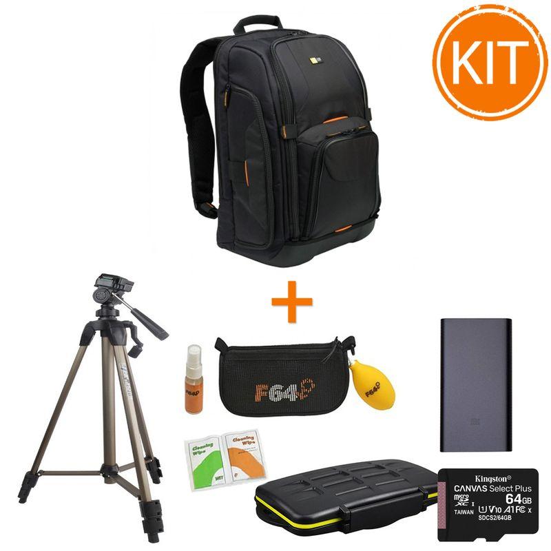 Kit-Rucsac-Case-Logic-SLRC-206-cu-Accesorii-Travel