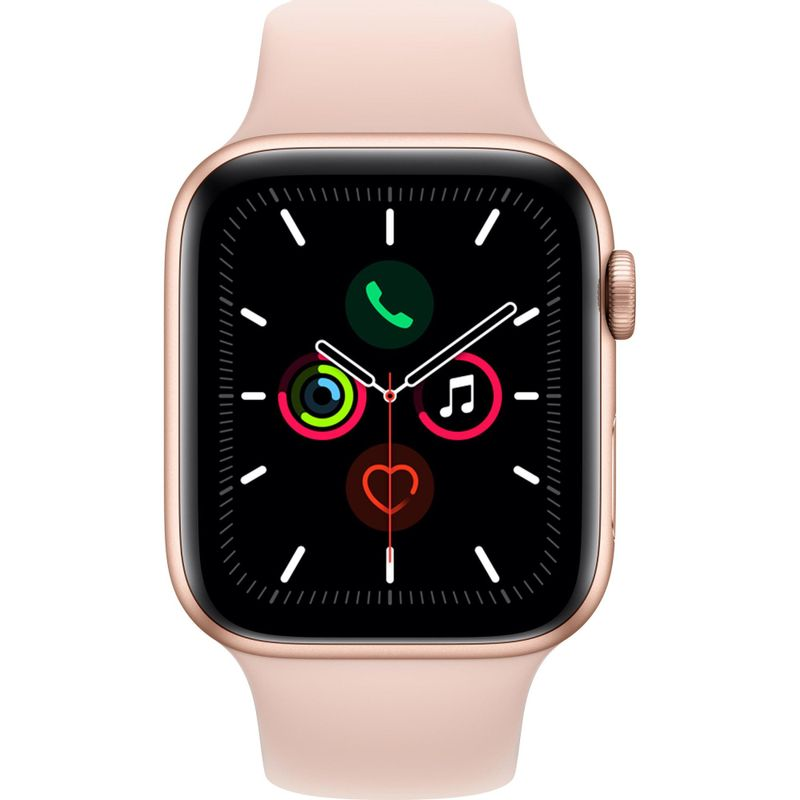 Apple-Watch-Series-5-GPS-44mm-Gold-Aluminium-Case-with-Pink-Sand-Sport-Band---SM---ML--3-