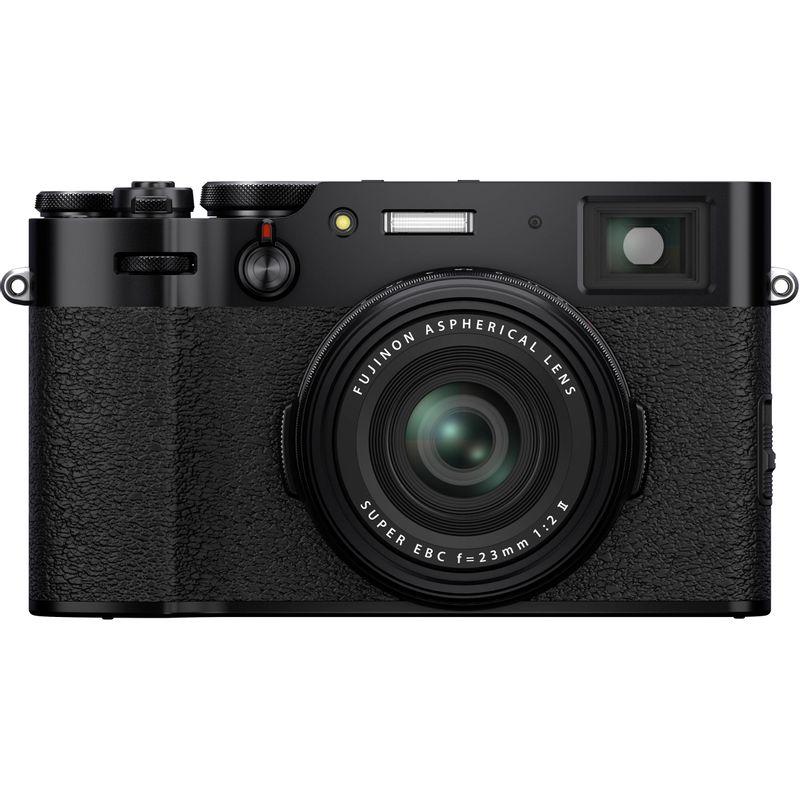Fujifilm-Finepix-X100V-negru