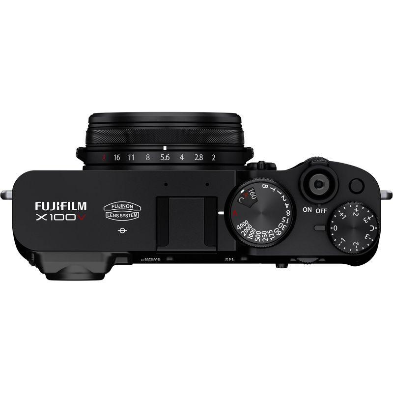 Fujifilm-Finepix-X100V-negru--5-