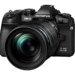 Olympus-OM-D-E-M1-Mark-III-Aparat-Foto-Mirrorless-MFT-20.4MP-Kit-cu-Obiectiv-12-100mm