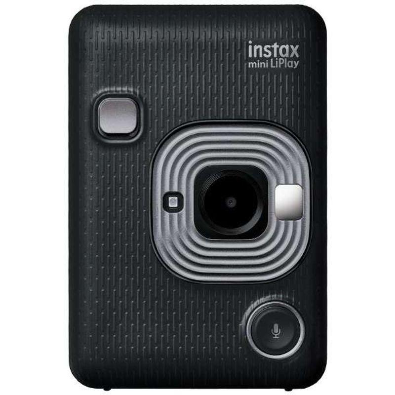 Fujifilm-Instax-Mini-LiPlay-Aparat-Foto-Instant-Hibrid-Dark-Grey