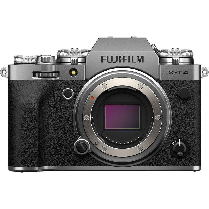 Fujifilm-X-T4-Aparat-Foto-Mirrorless-Body-26.1MP-Argintiu