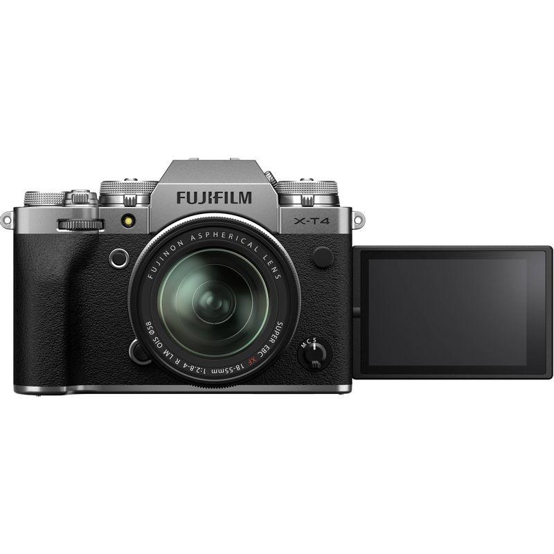 Fujifilm-X-T4-Aparat-Foto-Mirrorless-Kit-cu-Obiectiv-18-55-mm-F2.8--4-Argintiu.10