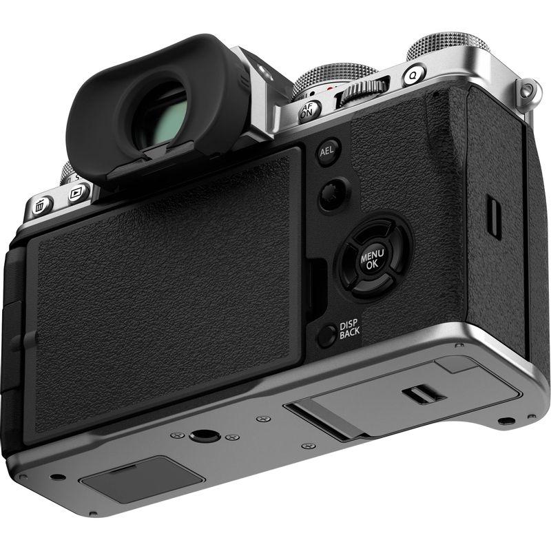 Fujifilm-X-T4-Aparat-Foto-Mirrorless-Kit-cu-Obiectiv-18-55-mm-F2.8--4-Argintiu.12
