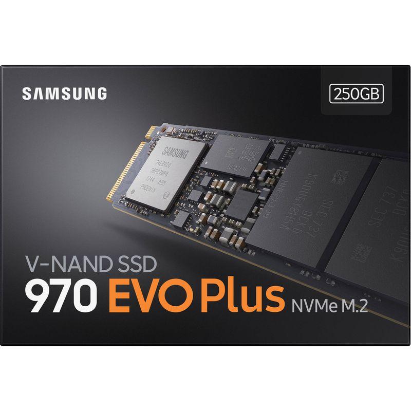 Samsung-970-EVO-Plus-SSD-250Gb-PCIeNVMe-M.2