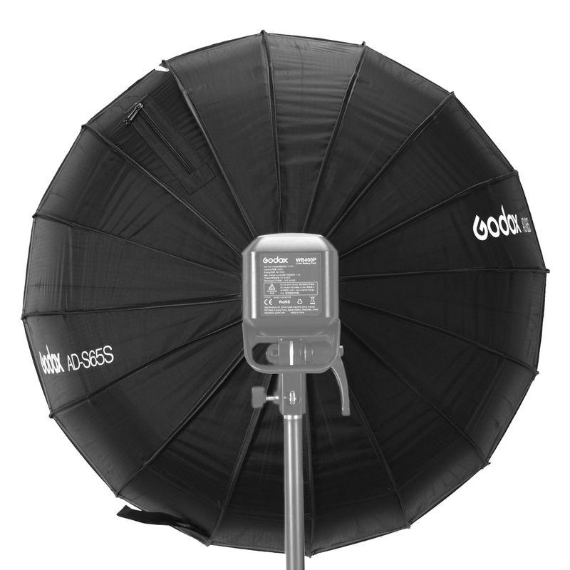 Godox-AD-S65S-Softbox-Parabolic-65cm--Montura--Godox-pentru-AD400PRO.3