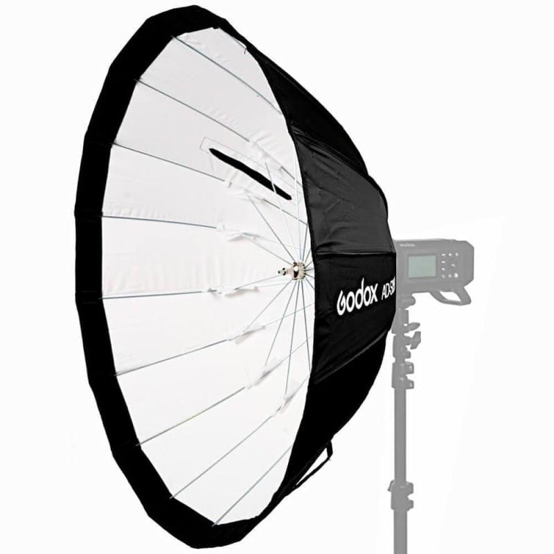 Godox-AD-S65W-Softbox-Parabolic-65cm--Alb-Montura--Godox-pentru-AD400PRO