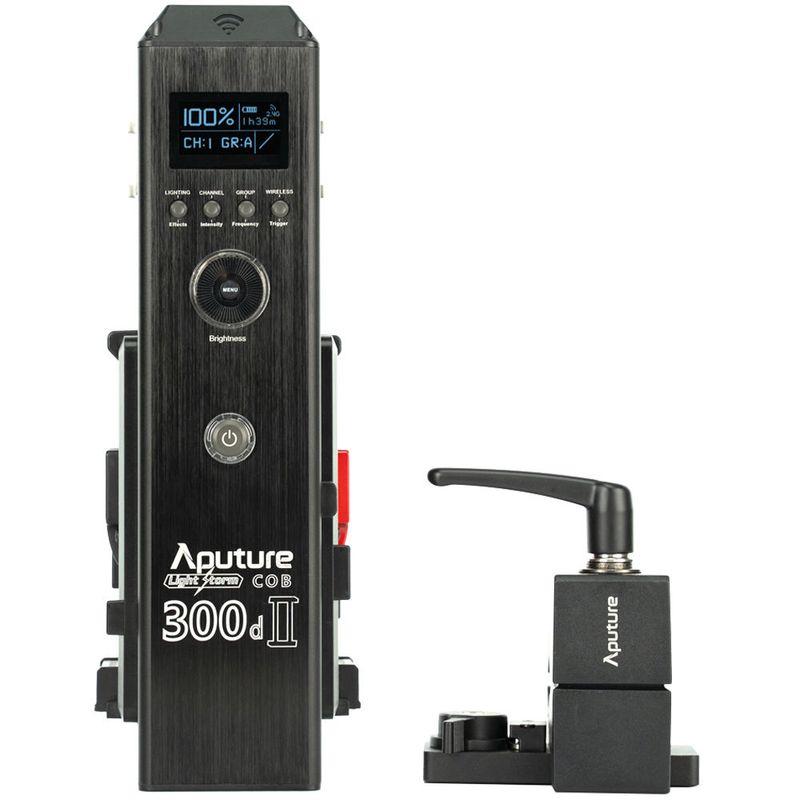 Aputure-Light-Storm-C300d-Mark-II-LED-Light-Kit-With-V-Mount-Battery-Plate--6-