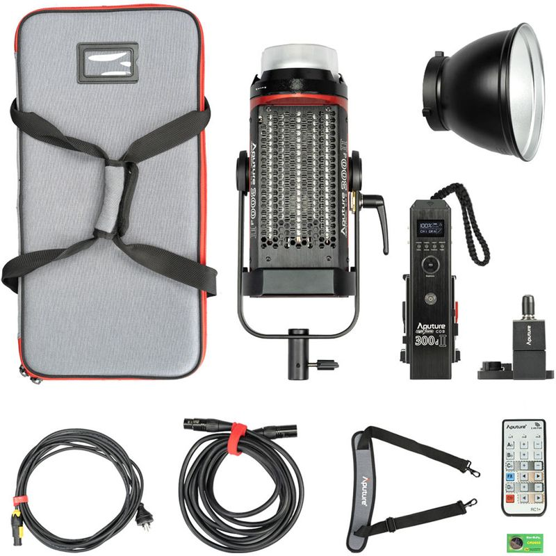 Aputure-Light-Storm-C300d-Mark-II-LED-Light-Kit-With-V-Mount-Battery-Plate--11-