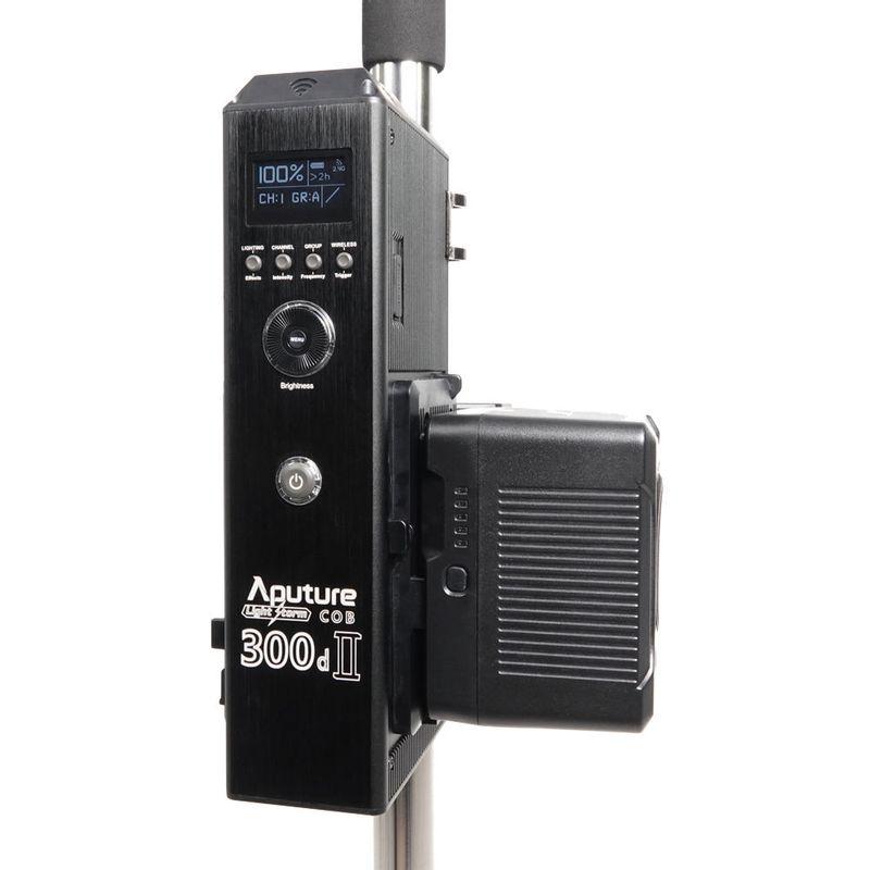 Aputure-Light-Storm-C300d-Mark-II-LED-Light-Kit-With-V-Mount-Battery-Plate--12-