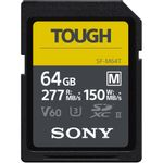Sony Tough SF-M Card Memorie SD 64GB UHS-II  Class 10 U3 R277/W150