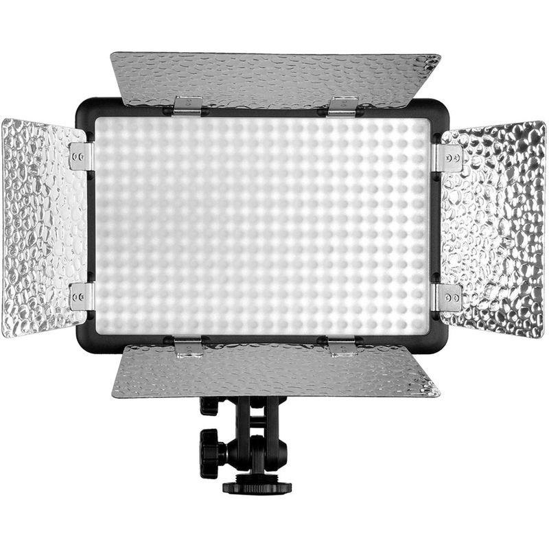 Godox-LF308BI-Lampa-Video-LED-Bicolora-cu-Functie-Flash