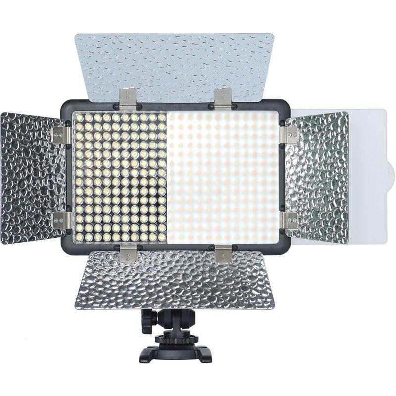 Godox-LF308BI-Lampa-Video-LED-Bicolora-cu-Functie-Flash.2