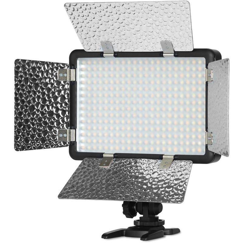 Godox-LF308BI-Lampa-Video-LED-Bicolora-cu-Functie-Flash.3