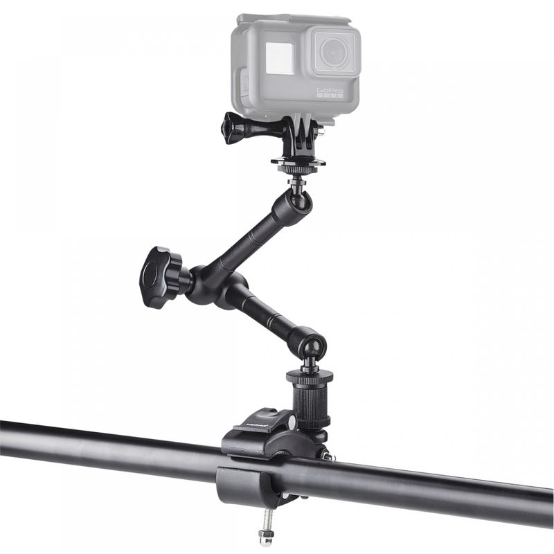 Mantona-Magic-Arm-Set-28cm-Joint-Mount-pentru-GoPro
