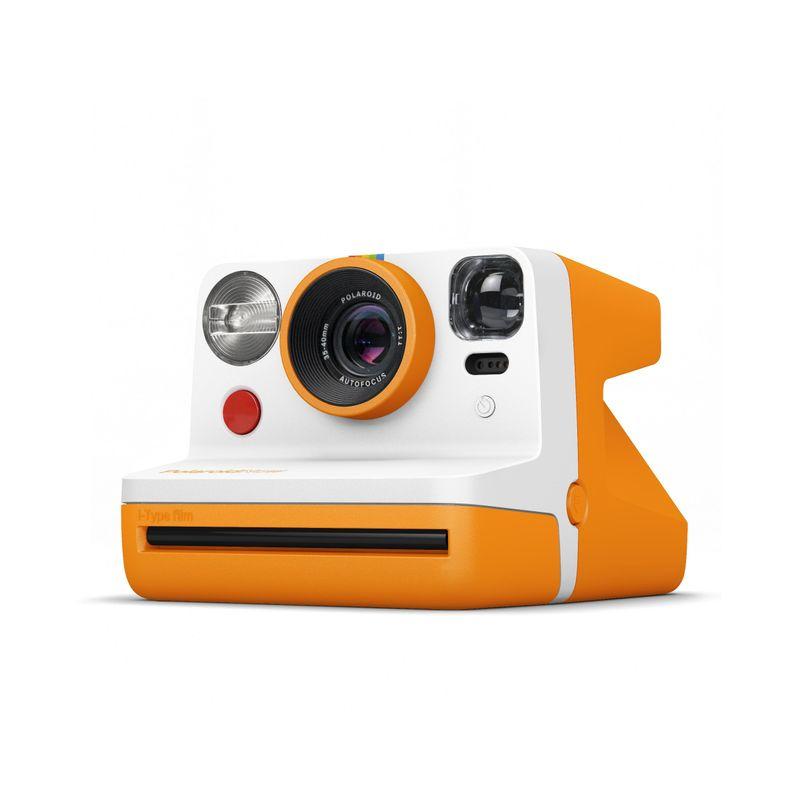 PolaroidNow-ORANGE_3qrt-LEFT