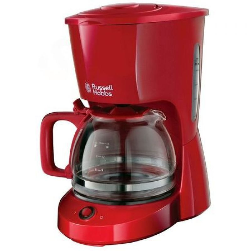 Russell-Hobbs-22611-56-Texture-Red-Cafetiera