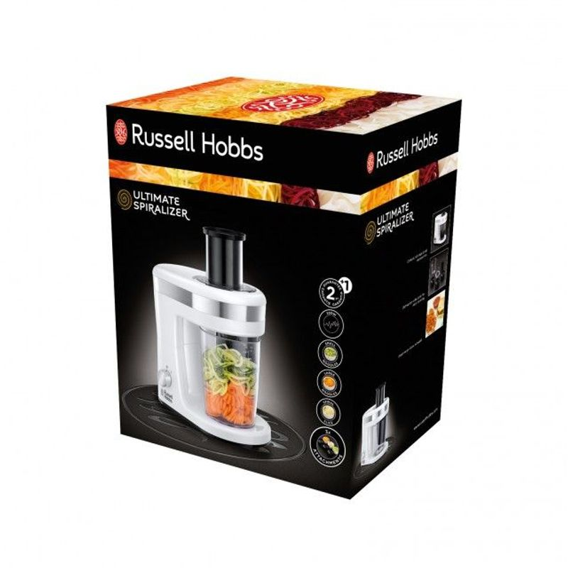 Russell-Hobbs-23810-56-Ultimate-Spiralizer-Feliator-Spiralat-Electric.8