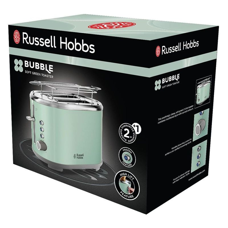 Russell-Hobbs-Bubble-Green-Prajitor-de-paine--3-
