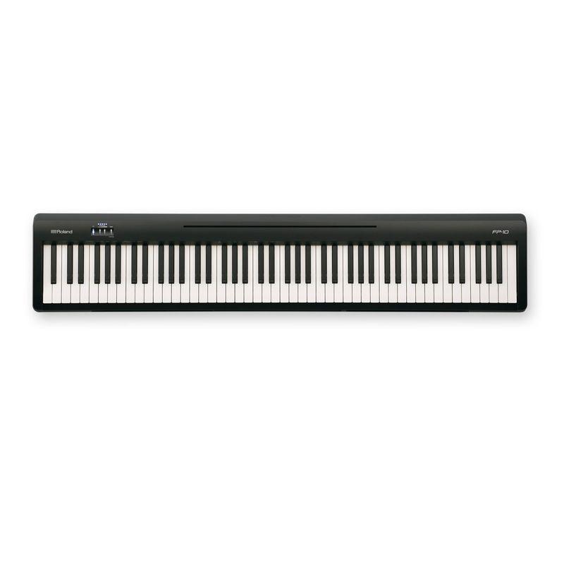 Roland-FP-10-Pian-Digital-Entry-Level-88-Clape-Negru