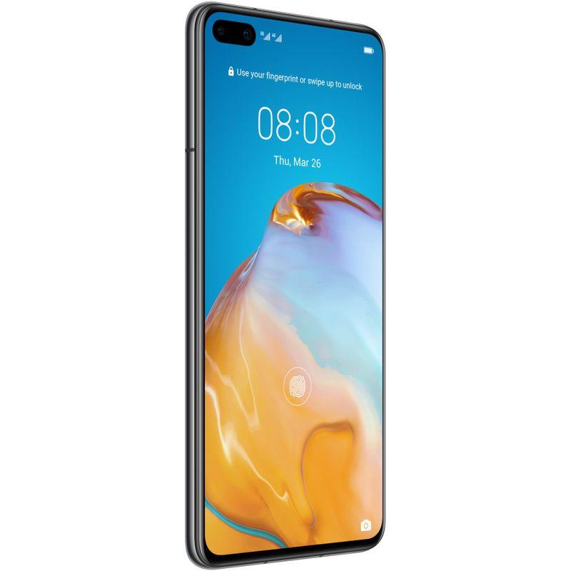 Huawei-P40-Telefon-Mobil-Dual-Sim--6.1---128GB-8GB-RAM-Negru.3
