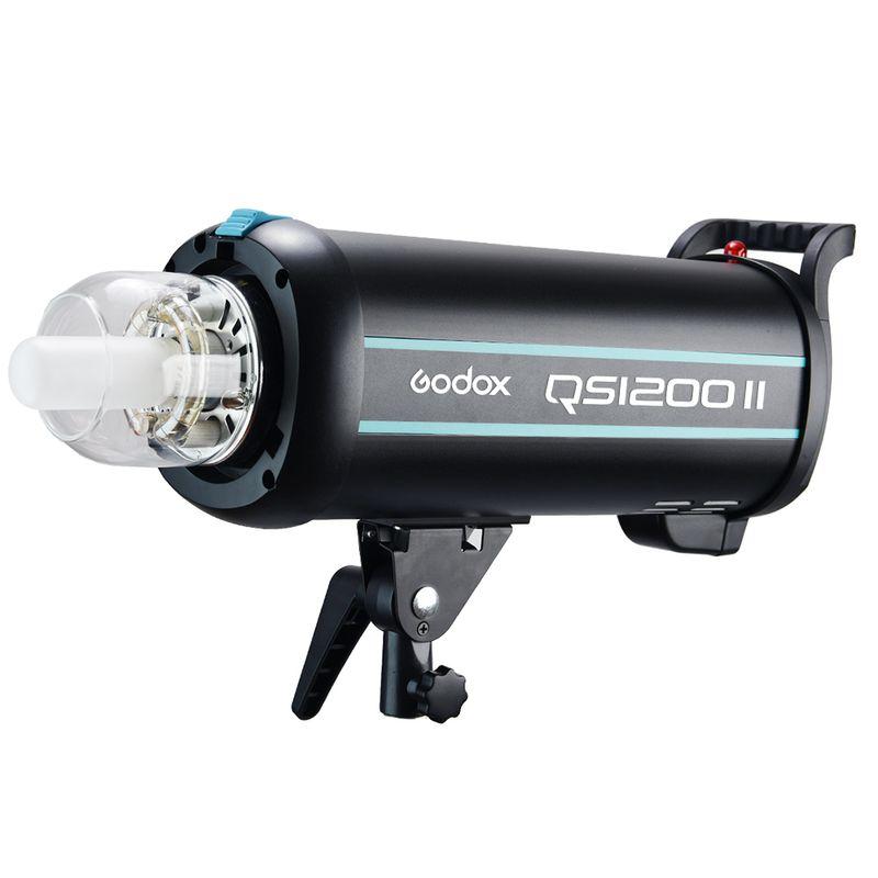 Godox-QS1200-II-1200Ws-Professional-Studio-Strobe-with-Built-in-2-4G-Wireless-X-System-for--2-